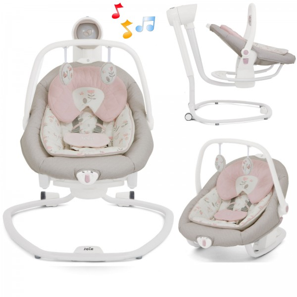 Joie Serina 2in1 Swing / Rocker - Forever Flowers