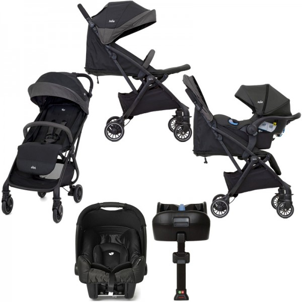 Joie Mothercare Exclusive Tourist (Gemm) Travel System with ISOFIX Base - Ember