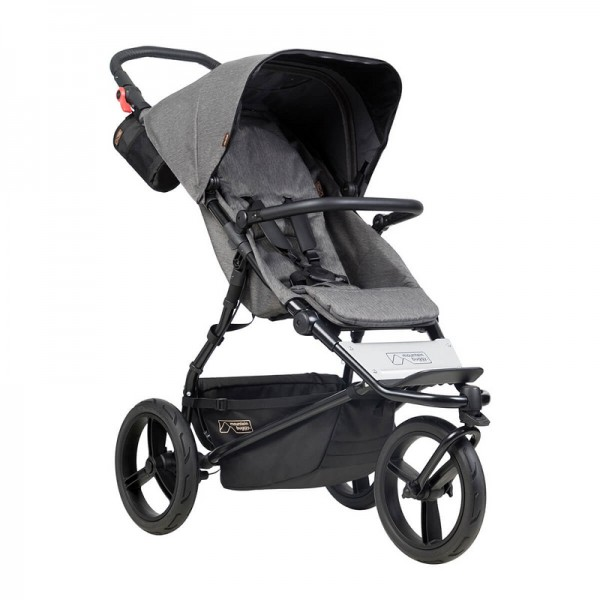 Mountain Buggy Urban Jungle *Luxury Collection* Pushchair - Herringbone