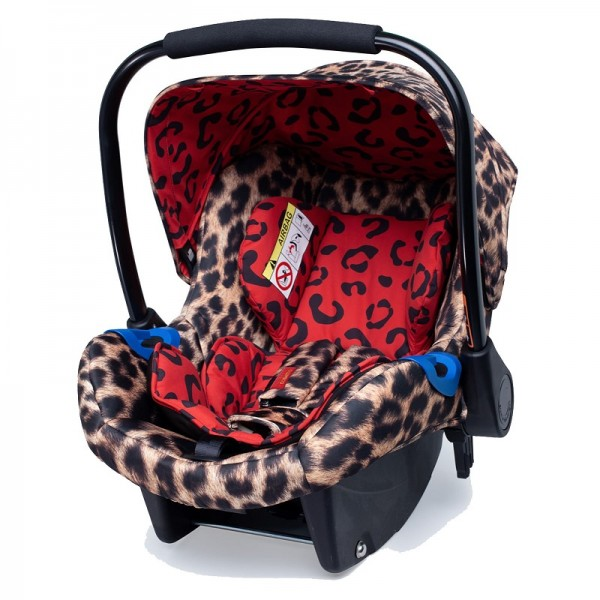Cosatto Special Edition Paloma Port Group 0+ Car Seat - Hear Us Roar