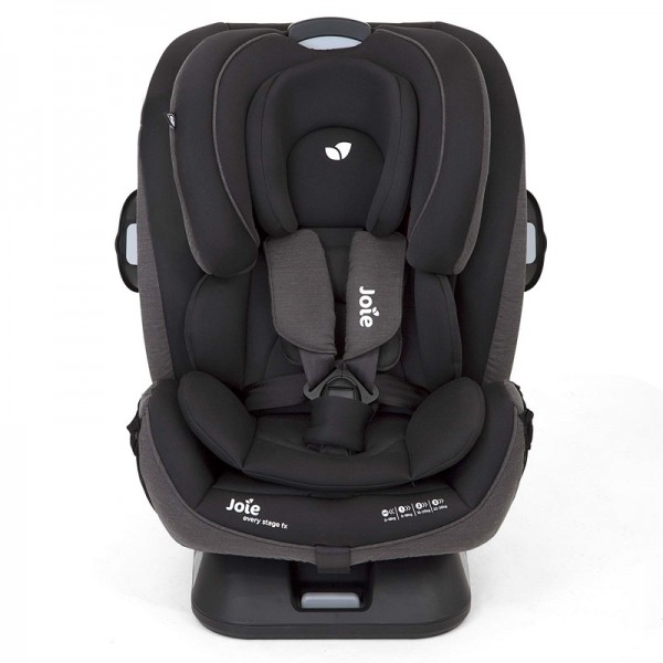 Joie Every Stage FX ISOFIX Group 0+,1,2,3 Car Seat - Coal(FX)